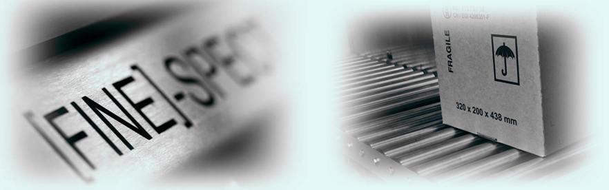 Fine Spect pesage en ligne - Convoyeurs de pesage à rouleaux