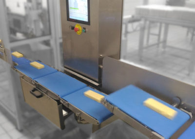 Accurate check weigher Fine Spect 1 400x284 - Ejection automatique.