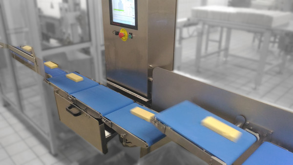 Accurate check weigher Fine Spect 1 - Accueil