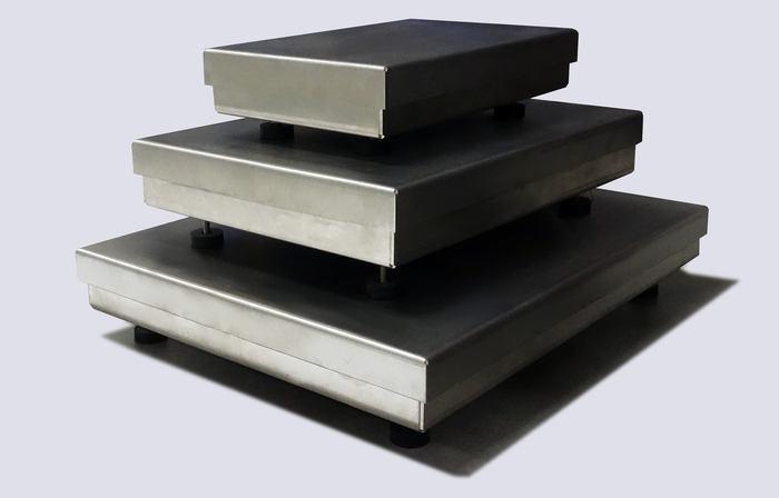Balances industrielles en acier inoxydable Fine spect - Balances industrielles