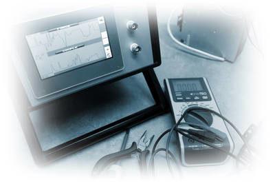 Analyseurs / enregistreurs de signaux de capteurs