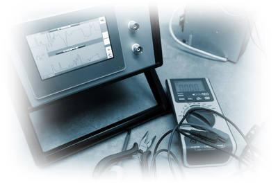Analyseur de signaux de capteurs - Accueil