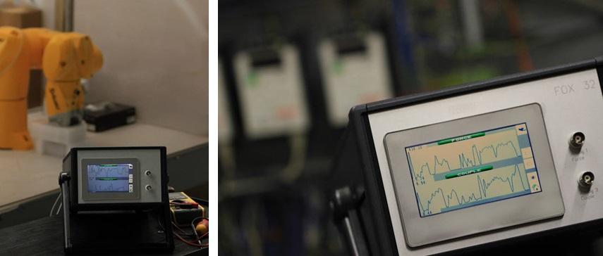 Diagnostique et analyse de capteurs - Analyseurs de signaux