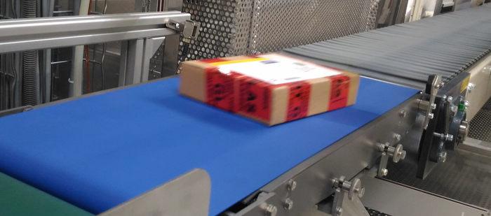 tapis de pesage de colis Fine Spect - Tapis de pesage