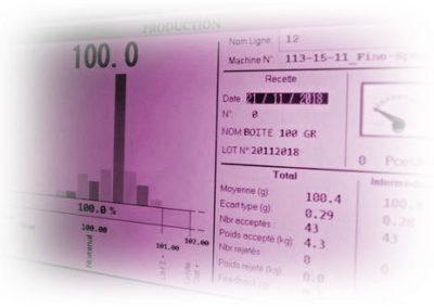 cran de trieuse pondérale Fine Spect  400x284 - Trieuses pondérales