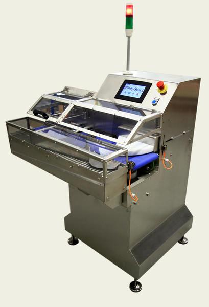 Controle automatique de poids - Trieuse pondérale industrielle