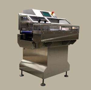 Mesure automatique du poids 300x296 - Trieuse pondérale industrielle CW70