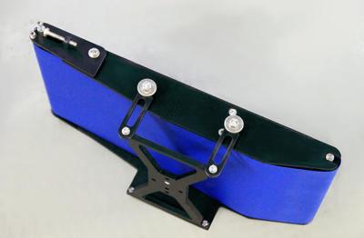 Tapis de pesage avec motorisation intégrée - Trieuse pondérale hygiénique