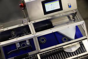 Trieuses pondérales avec ejecteur automatique - Trieuse pondérale industrielle
