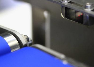 cellule de détection intégrée dans trieuse pondérale 400x284 - Trieuse pondérale hygiénique