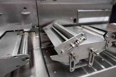tapis de pesage contrôle du poids - Trieuse pondérale industrielle
