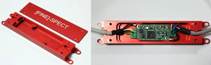 boitier de carte de pesage AD 105 - Capteurs, cartes et solutions de pesage