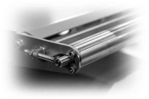convoyeur avec systeme de tension de bande Fine Spect 300x200 - Démontage et hygiène