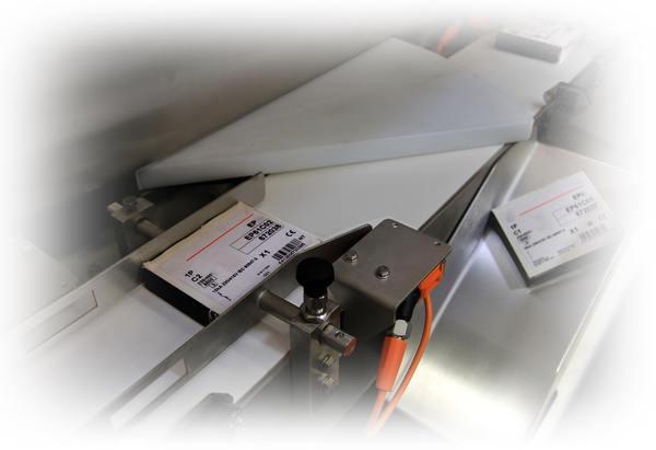 Ejection automatique sur tapis - Ejection automatique.