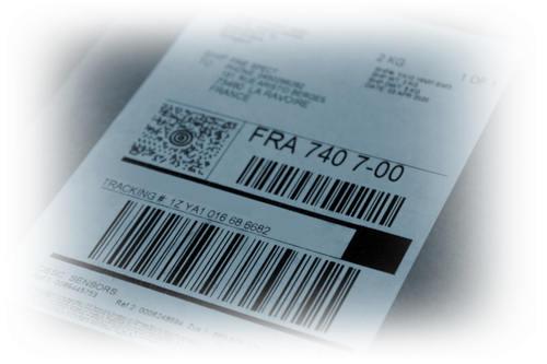 dépose automatique détiquettes - Pose d'étiquettes en temps réel sur 2 faces