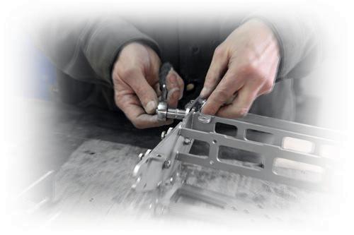Constructeur de solution de pesage - Accueil