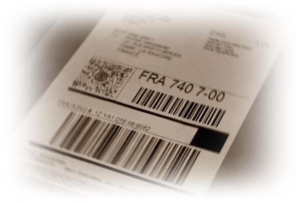 Machine d'étiquetage en ligne