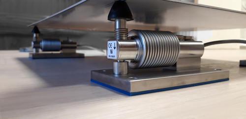 Capteur de poids pour robot - Capteurs, cartes et solutions de pesage
