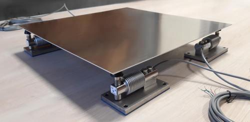 Cellule de pesage pour robotique - Capteurs, cartes et solutions de pesage