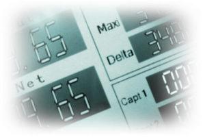 ecran danalyse des capteurs 300x200 - Analyseurs de signaux
