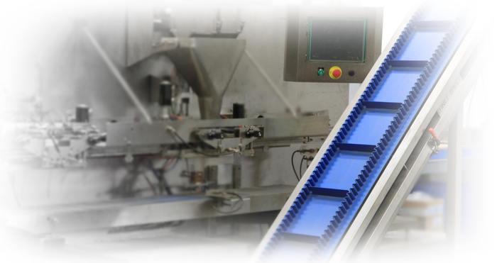 alimentation en élévation de produits en vrac - Élévateurs à tasseaux