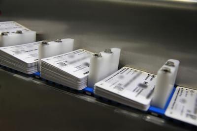 Carte implant impression 1 - Impression de cartes d'implants