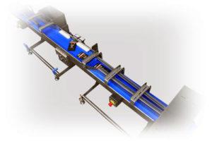Changement dorientation des artickes 300x200 - Convoyeurs à bande et à rouleaux
