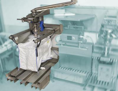 Rempissage automatique de big bag - Accueil