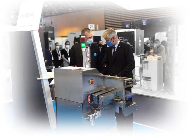 Fine spect expose a global Industrie Small - Accueil